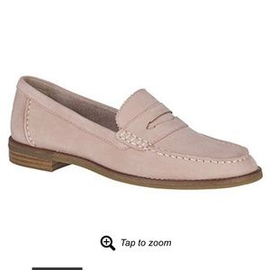 NWT Sperry Seaport penny loafer